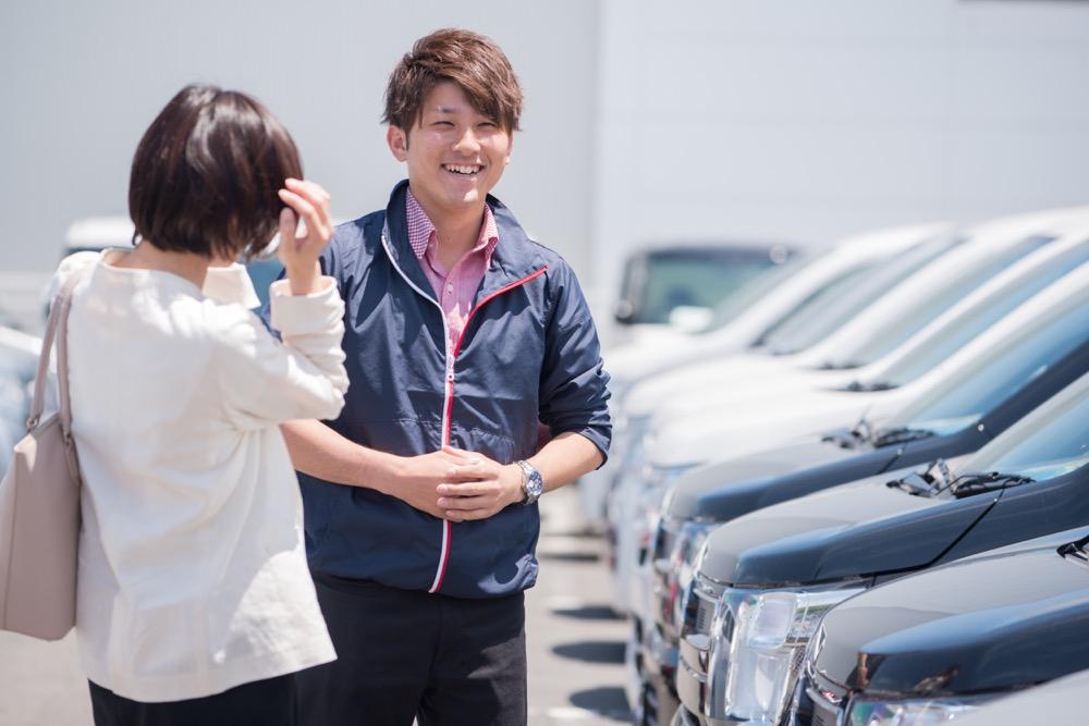 【加古川】営業経験が活かせる自動車販売